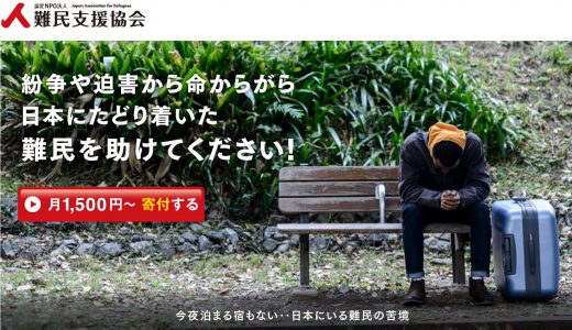 人道支援の活動に、寄付を届けるには?日本発のNGO・援助団体3選