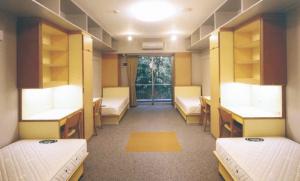 学生寮の部屋